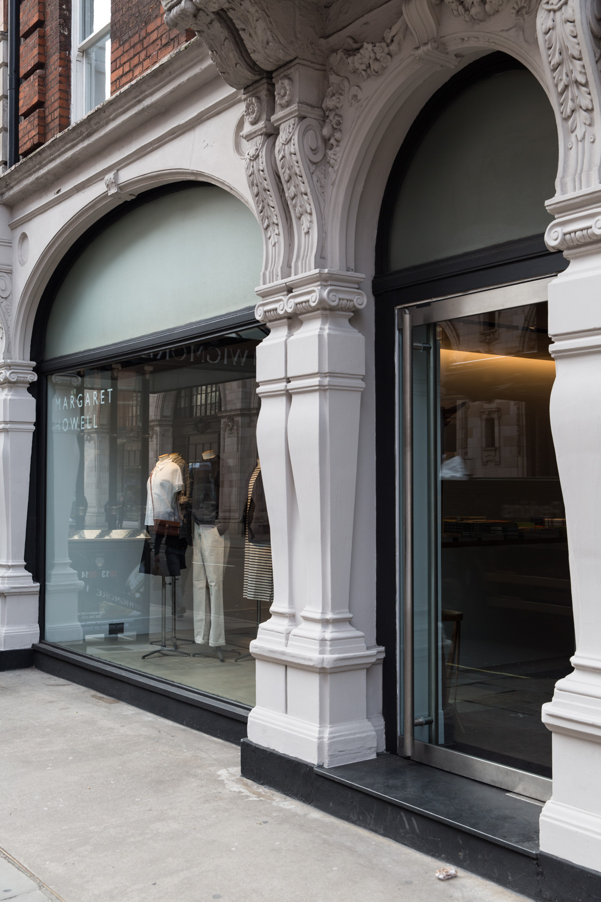 Margaret Howell boutique in London