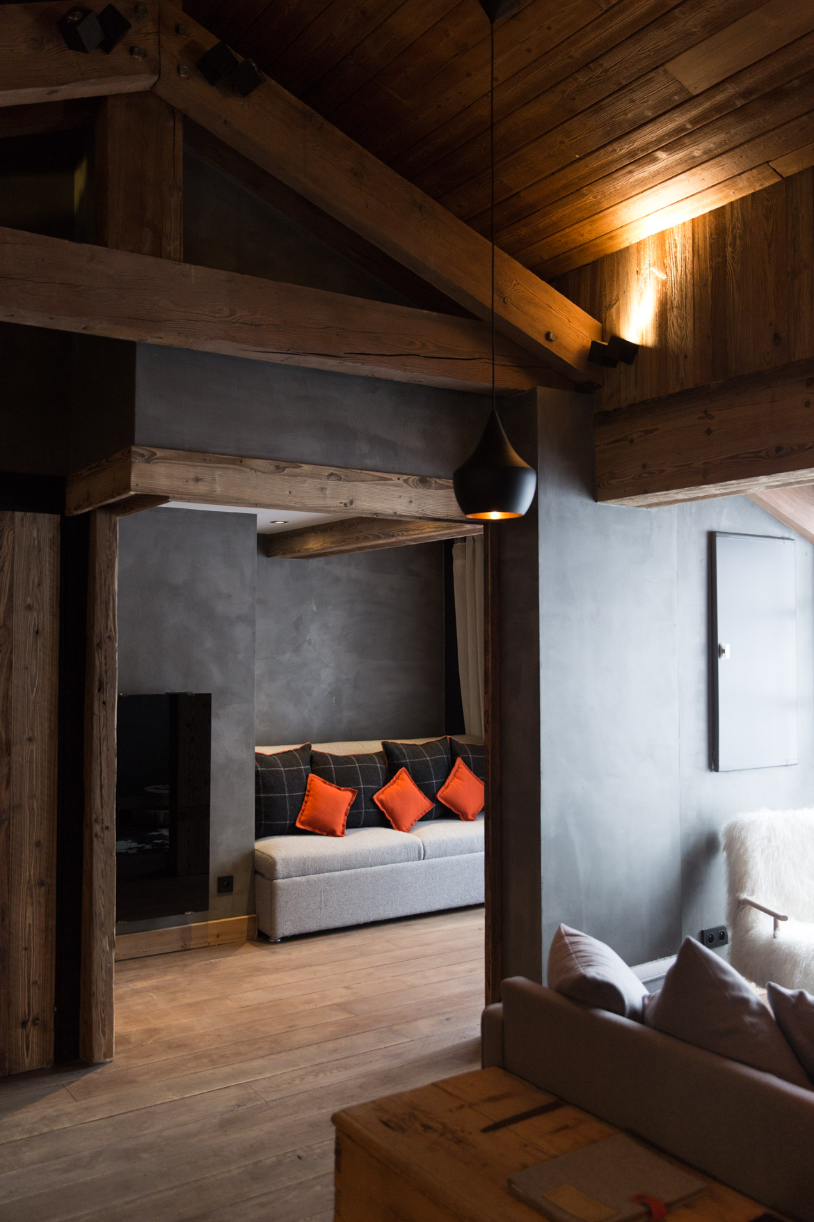 Alpine charm meets modern design at M de Megève