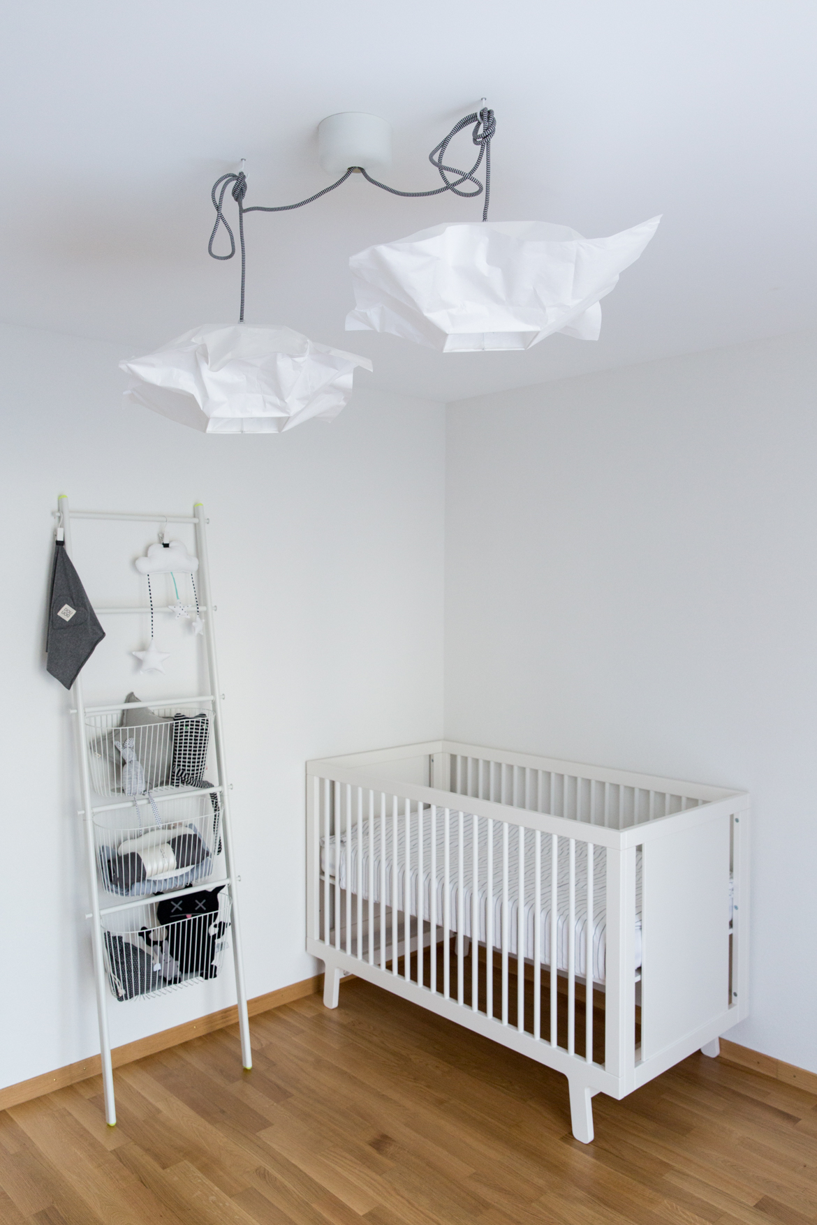 our little one's gender neutral nursery