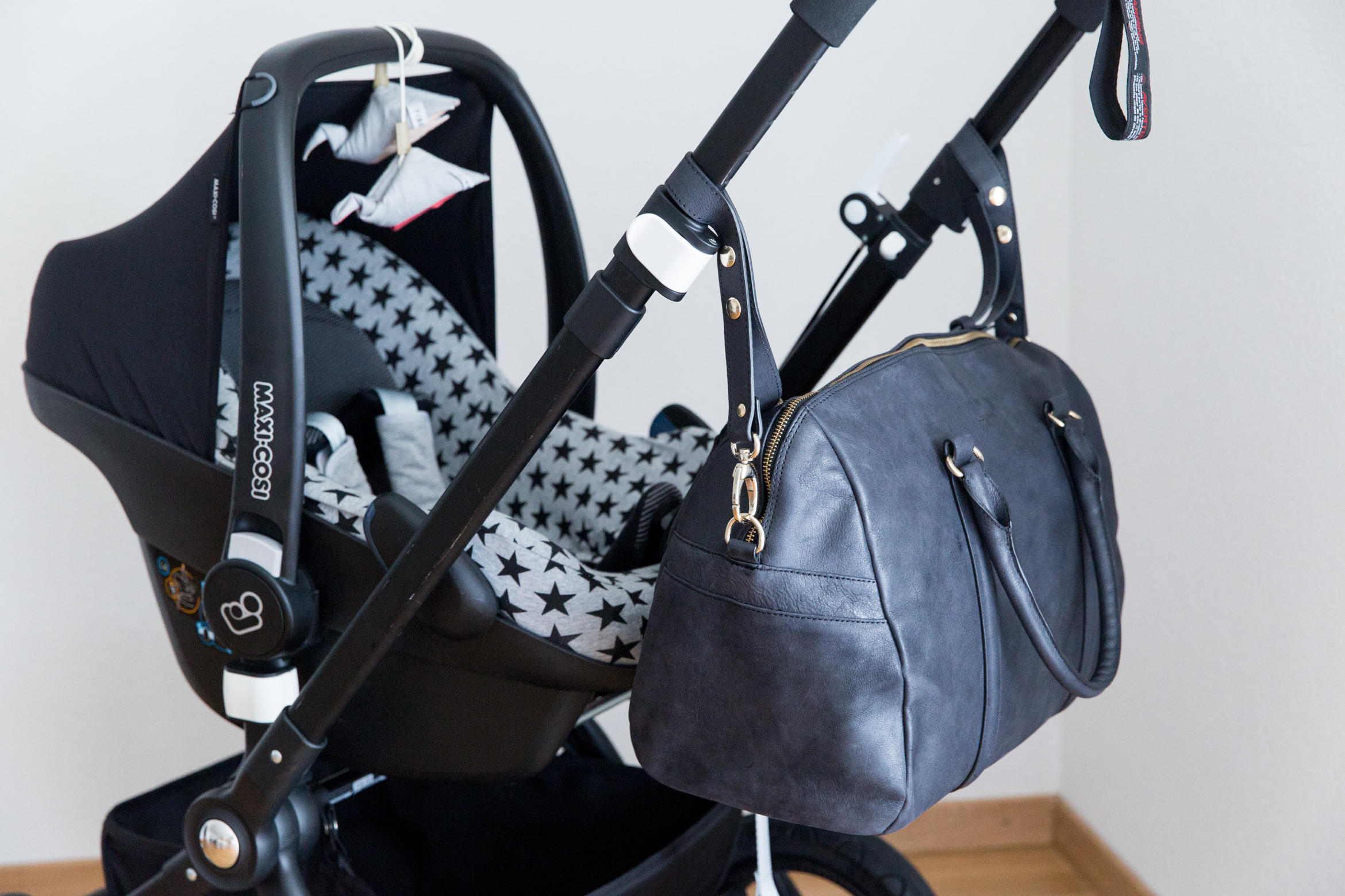 Josefina luxury diaper bags